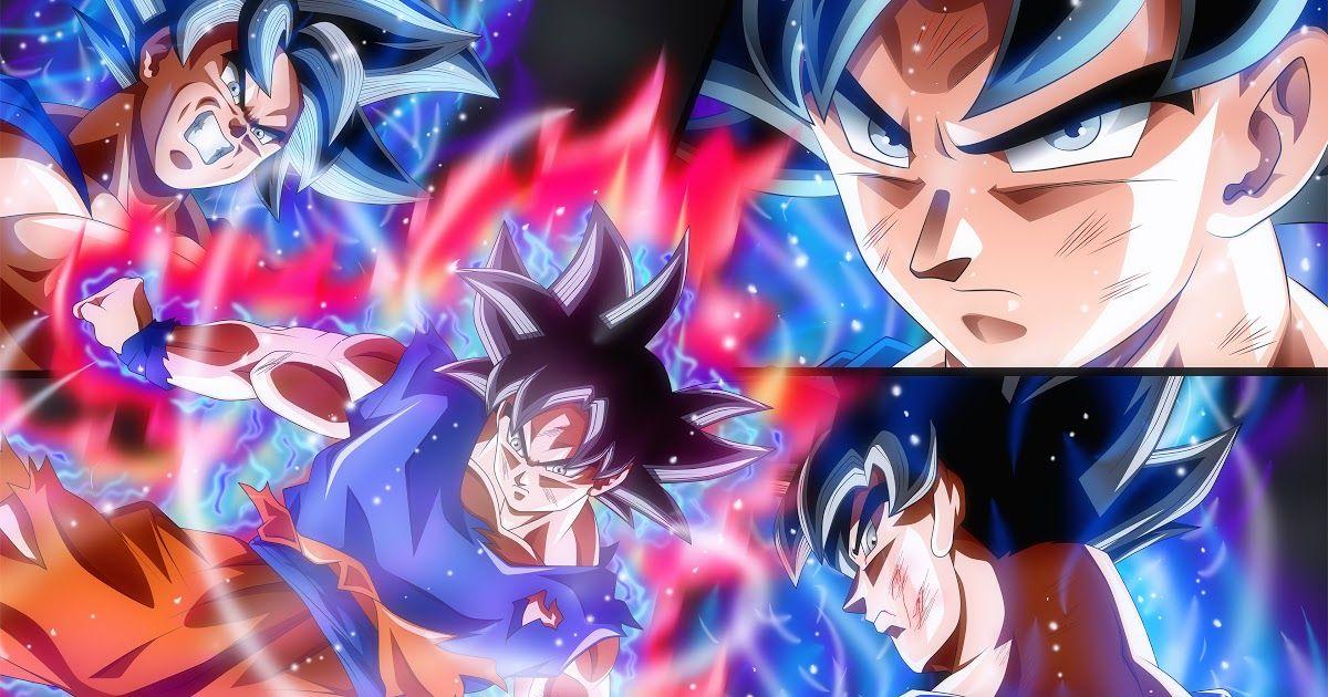 Goku Ultra Instinct Live Wallpaper For Pc