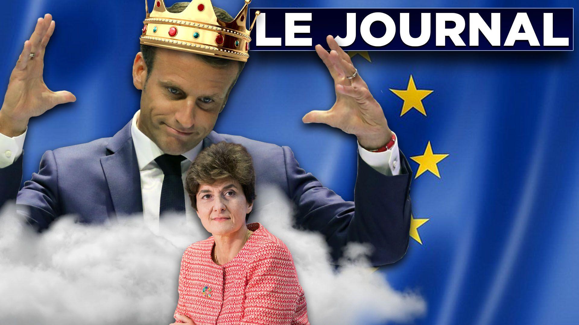 Europe Macron humilié Journal du vendredi 11 octobre