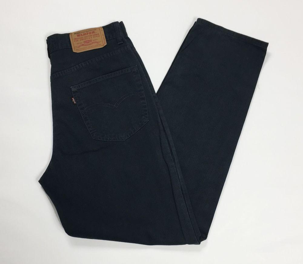 Uomo Gamba Tg 48 Usato Leggeri W34 Blu Dritta Wampum Slim Jeans bymIfYg76v