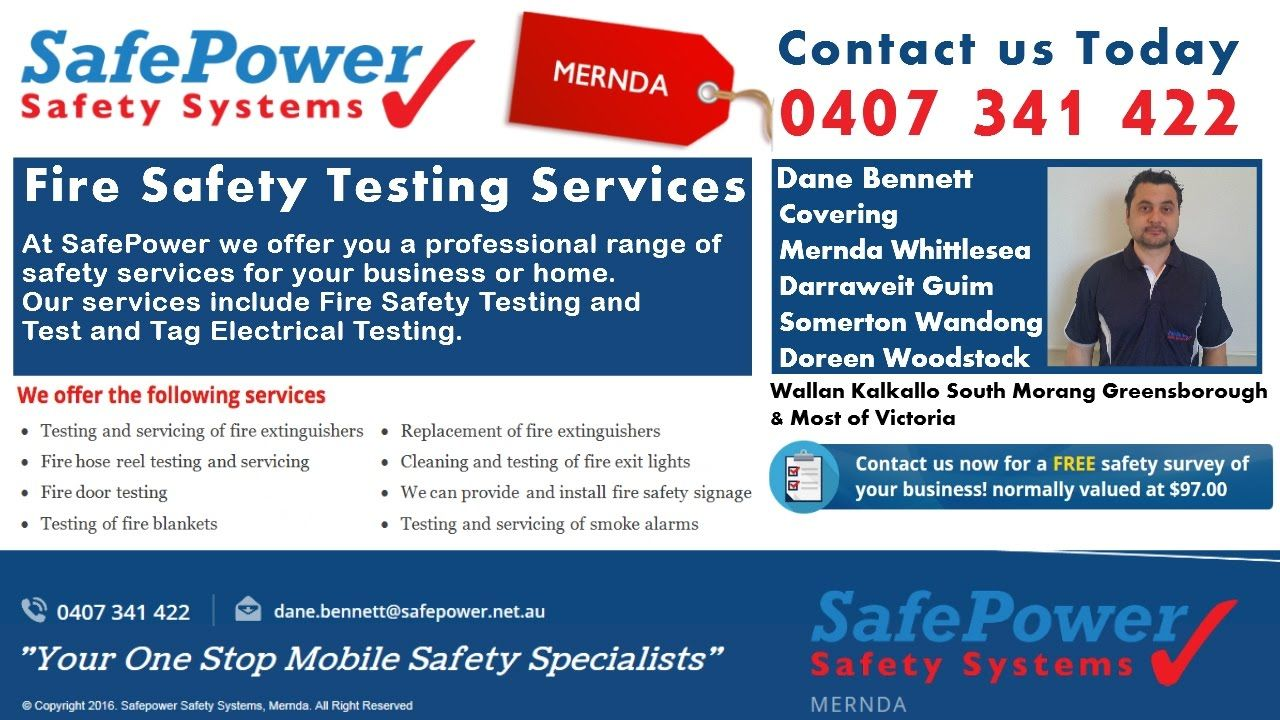 Fire Equipment Services Mernda Fire Extinguisher Testing Mernda Vic