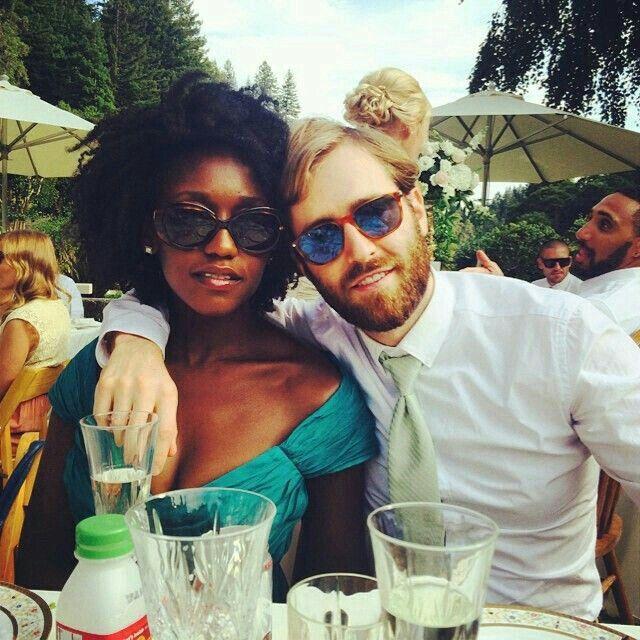 schwarze Mädchen für die Ehe