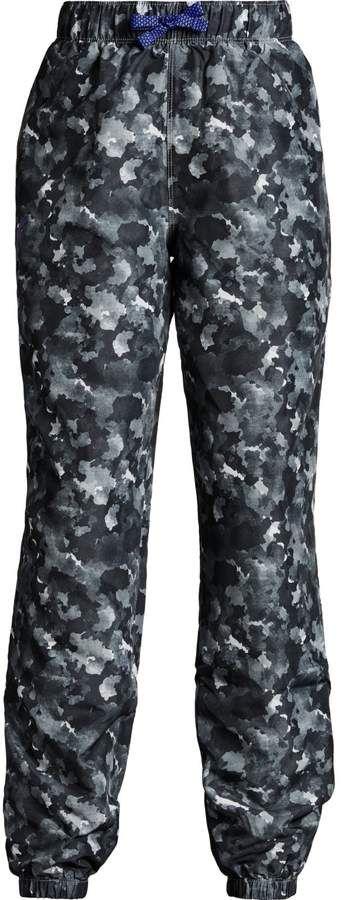 Under Armour Girls Printed Phenom Pants