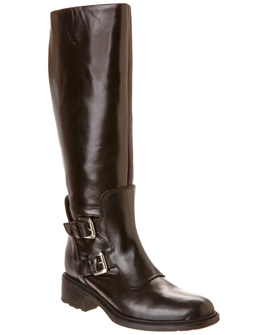 Charles David Perina Leather Boot