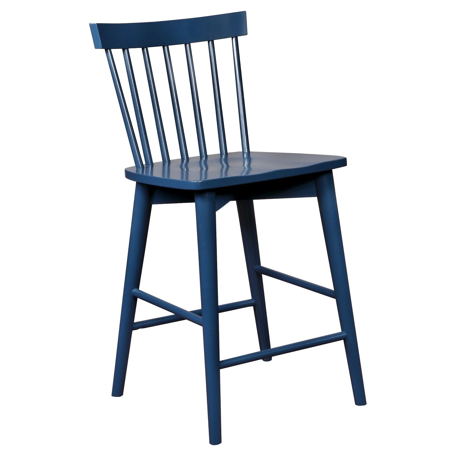 Complete Your Kitchen With A Threshold Windsor Counter Stool In