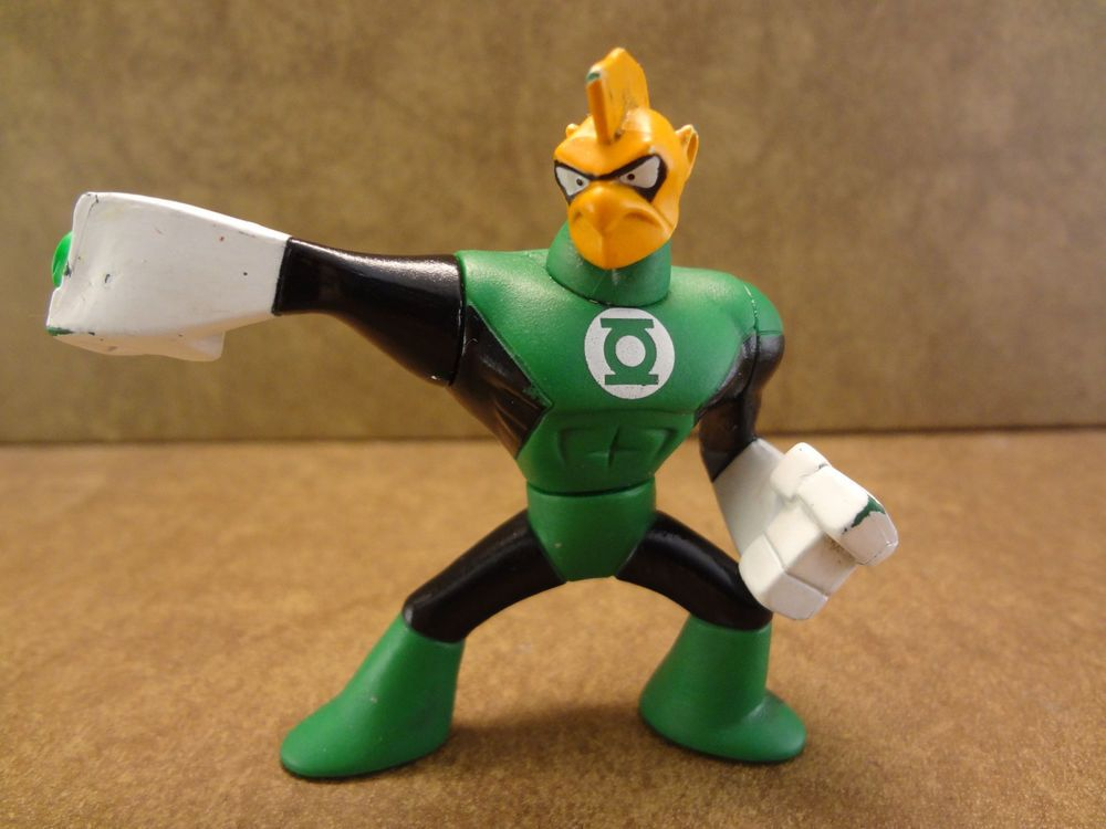 DC Universe Action League TOMAR-RE Green Lantern DCU Wave 2 Brave and the Bold
