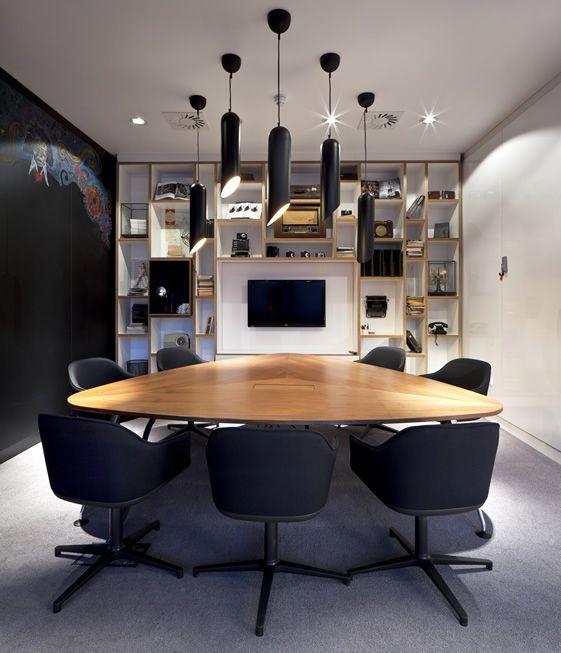 Great Office: White Board One Side, Blackboard The
