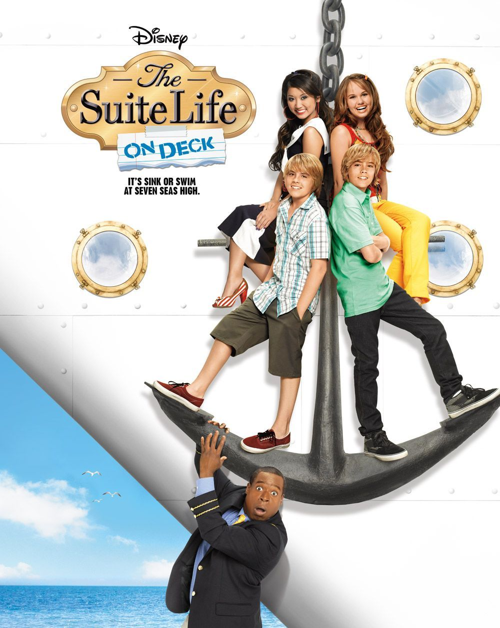 Watch Disney Channel Original Movies Online | DisneyNOW #disneychannelstars The Suite Life on Deck