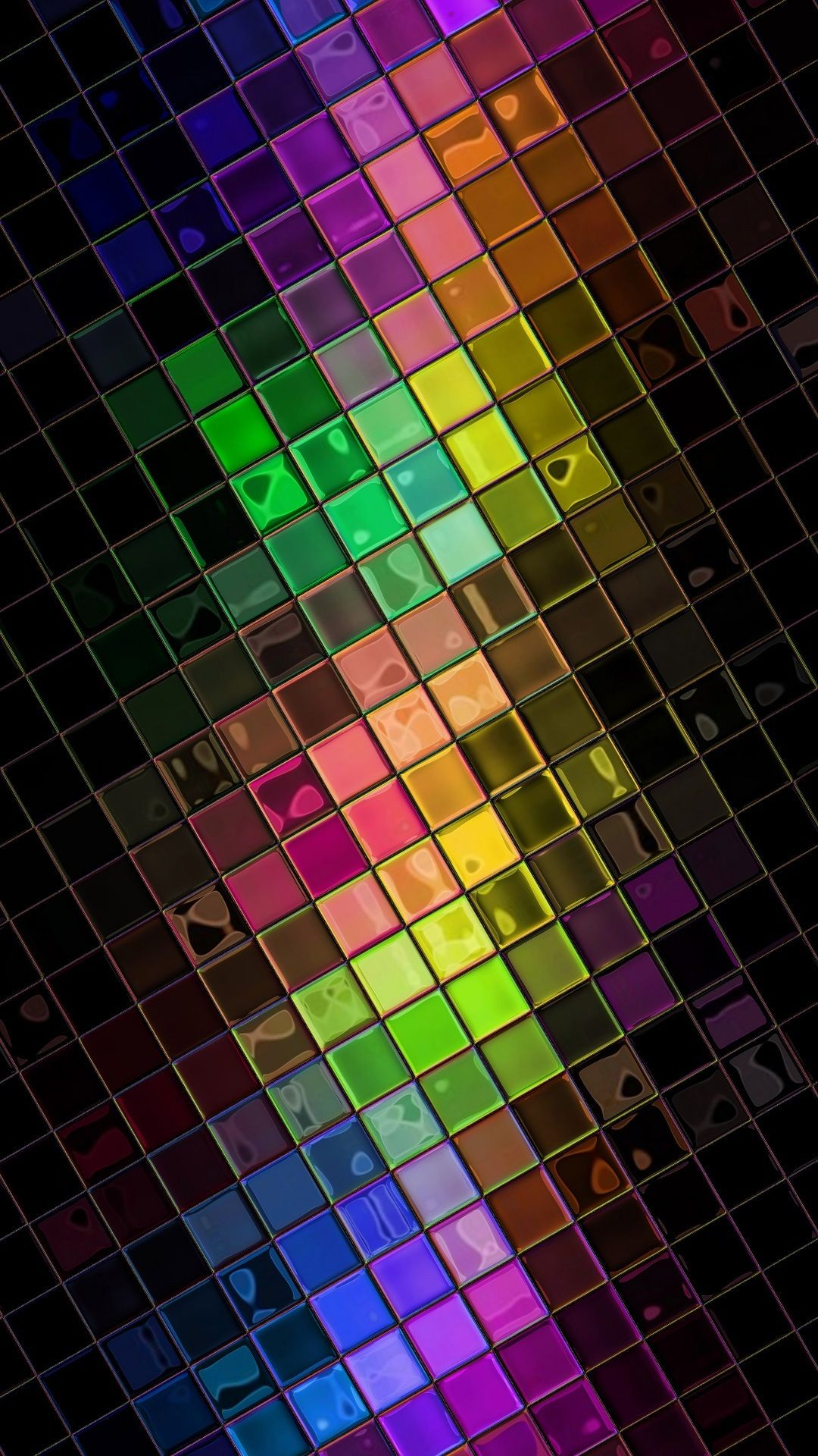Colors Quenalbertini Glitter Rainbow Colors Iphone 6s Wallpaper