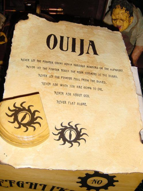 Ouija Board Crafts Pinterest Ouija Boards And Witch Board
