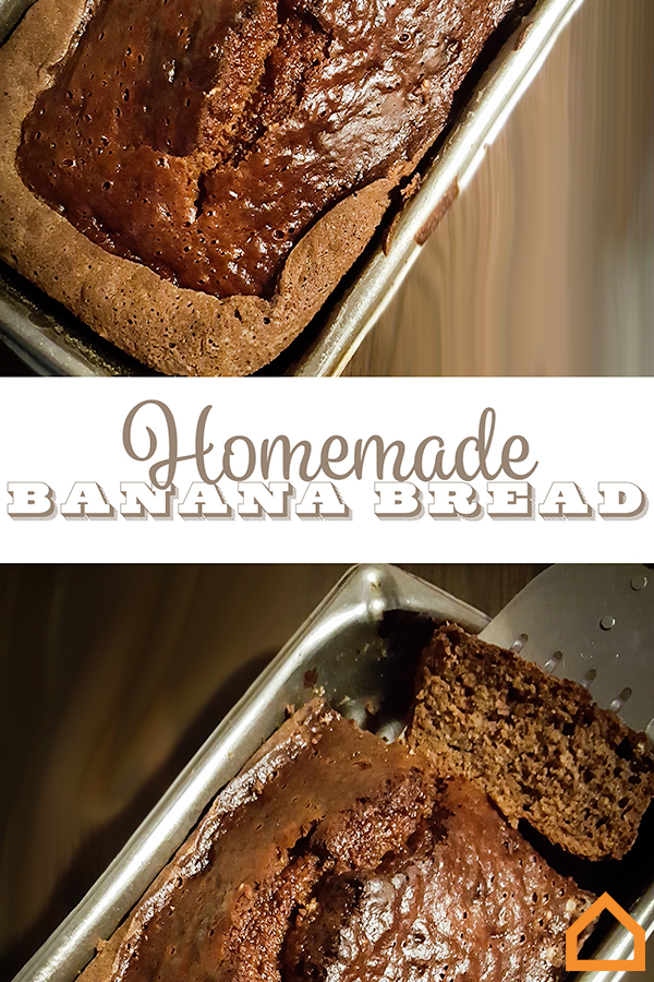 HOW TO MAKE BANANA BREAD | Dessert recipes, Banana bread ...