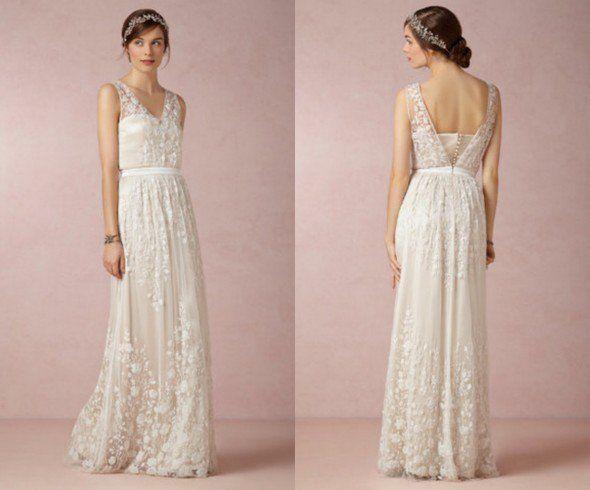 Wedding Dresses For A Backyard Wedding Backyard wedding dresses