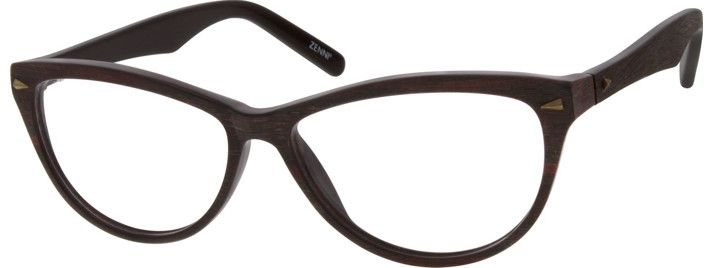 5016c562934  cateye  wooden  frame  zenni  zennioptical  glasses  eyeglasses  sunglasses