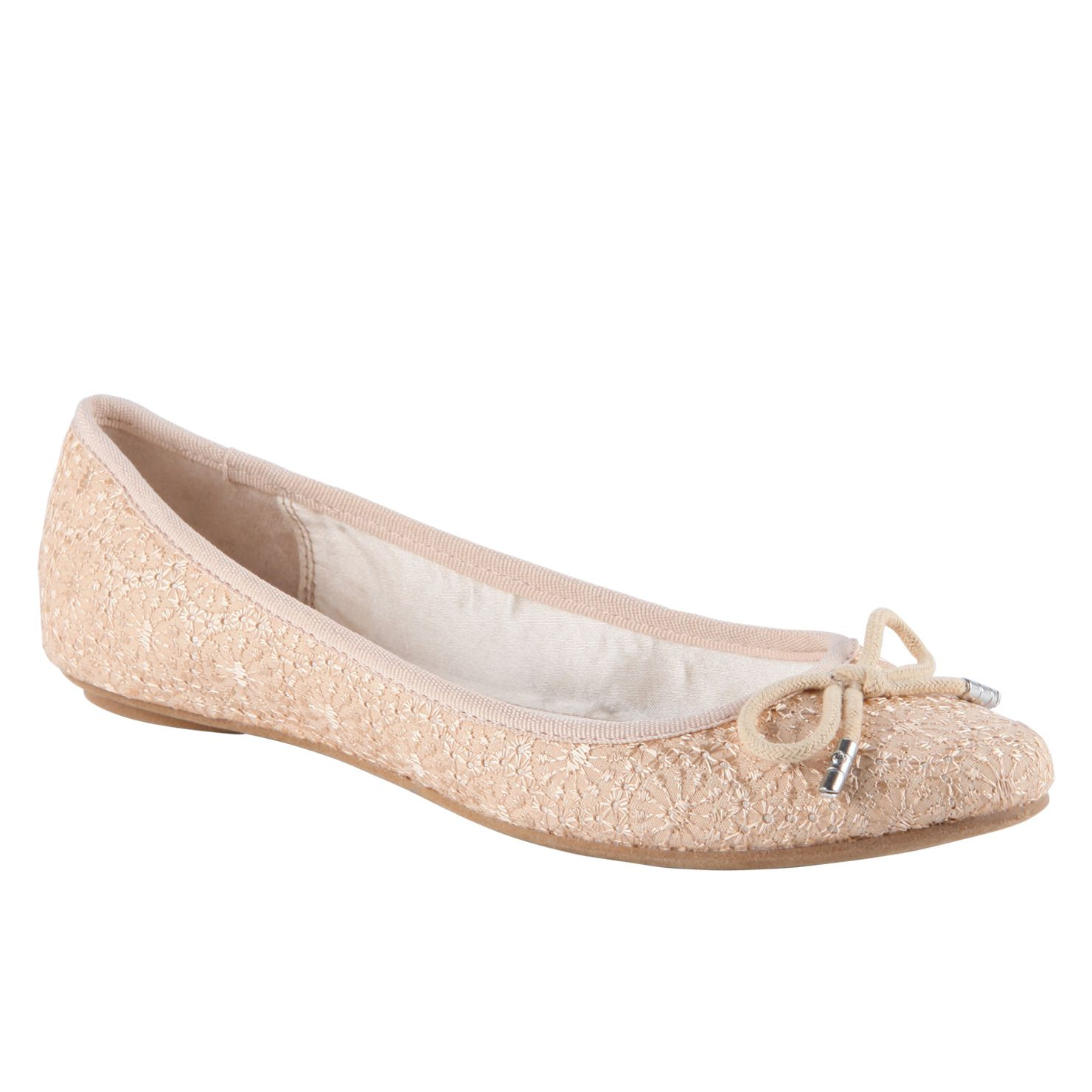 Bridal Shoes Aldo: Flats/ballerina For Your Wedding Shoes? Pale Pink Round
