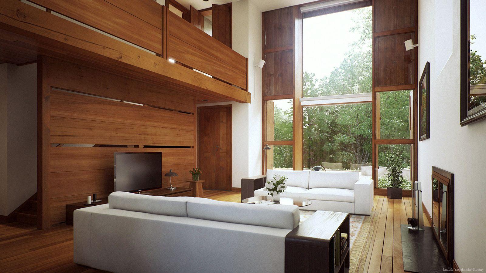 Esherick House by L. Kahn » Rawa Portfolio | Louis Kahn ...