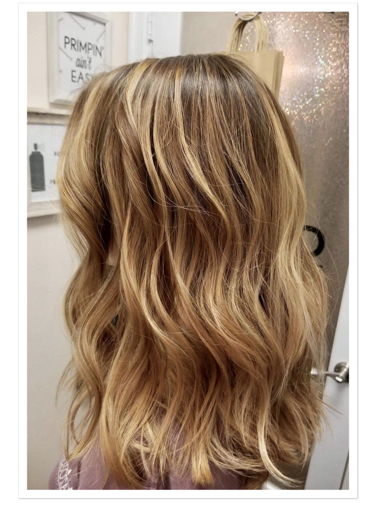 Soft Winter Balayage Blonde Balayage Organic Hair Color Soft