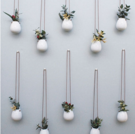Petite hanging planter (With images) Hanging vases