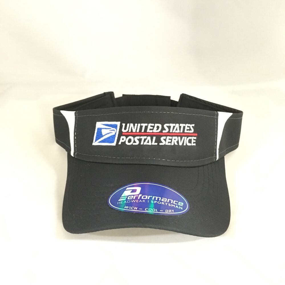 c1f2559f3 USPS Visor Performance Adjustable Cap United States Postal Service Sports  Hat #fashion #clothing #shoes #accessories #mensaccessories #hats (ebay  link)