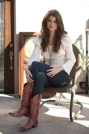 howtocute.com fashion cowgirl boots (20) #cowgirlboots | Shoes ...