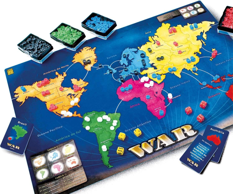 Jogo War Grow War Monopoly Games