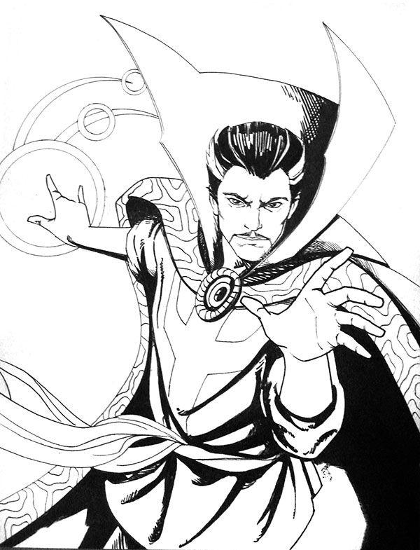 Heroe Doctor Strange Doctor Strange Art Doctor Strange Marvel Doctor Strange