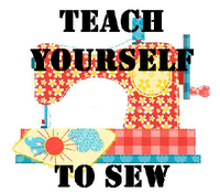 Teach Yourself to Sew - Tutorial List. Fabulous collection of all the tips for which a new sewer could ask!//I would love to learn to sew!