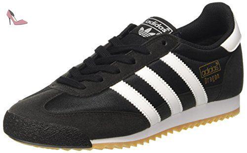 adidas cloudfoam vs City W–Chaussures de sport pour femme, noir–(negbas/Ftwbla/Corsen) 371/3