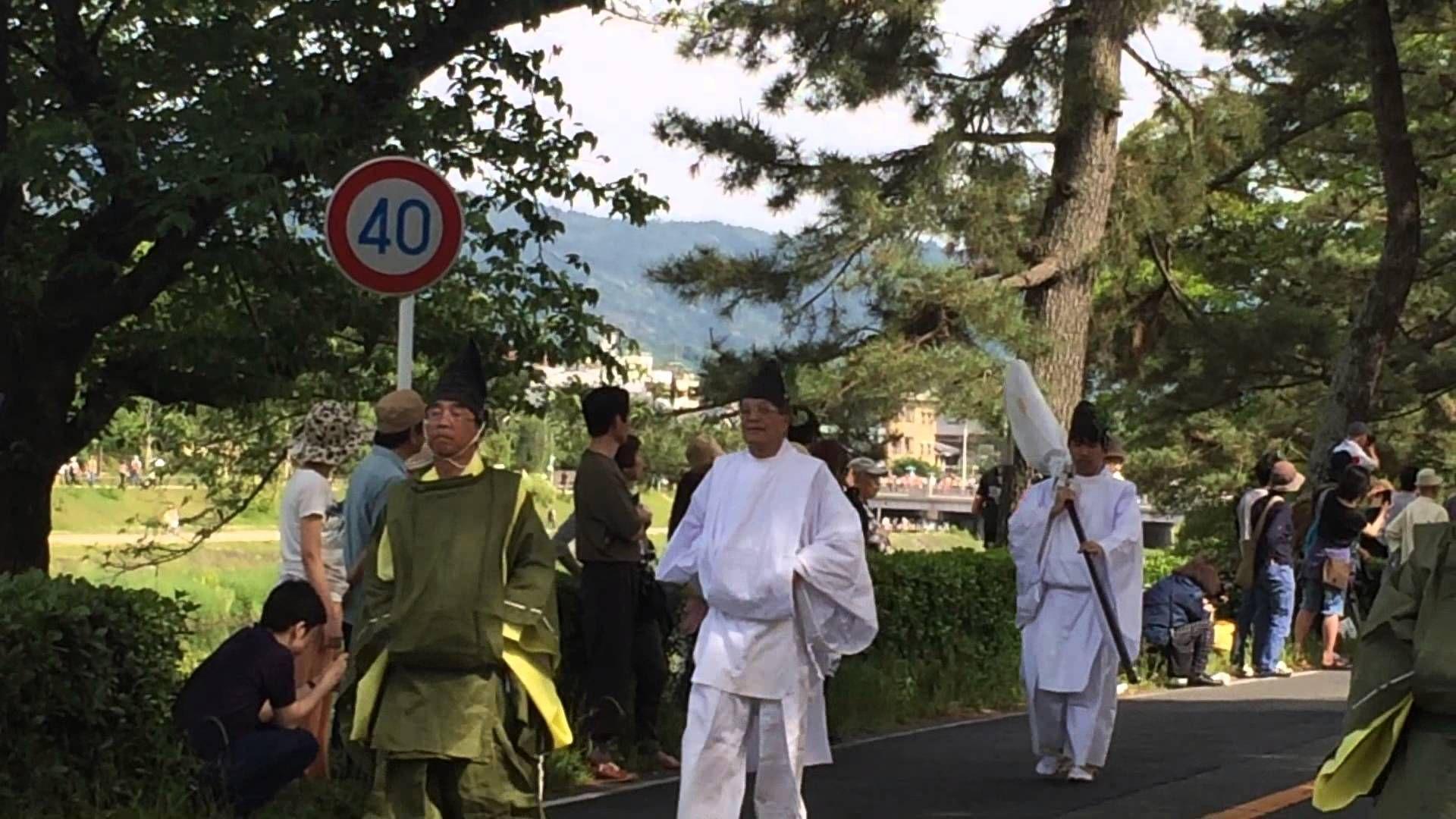 葵祭2015年5月15日:加茂街道27 Romantc Area Kyoto 京の都ぶらぶら放浪記