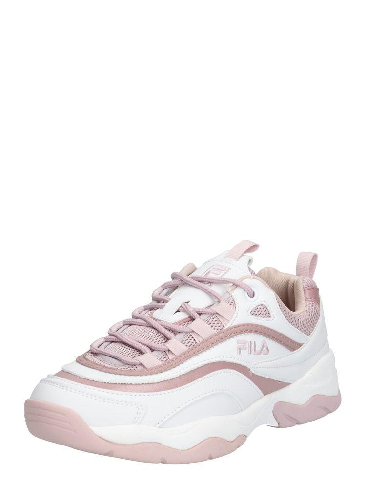 FILA Sneaker 'Ray M low wmn' Damen, Lila Weiß, Größe 39 in