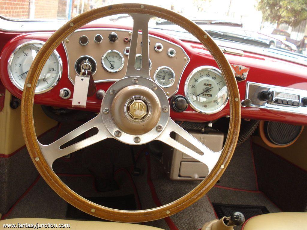 Bertone Mg Arnolt 1500cc Coupe 1955