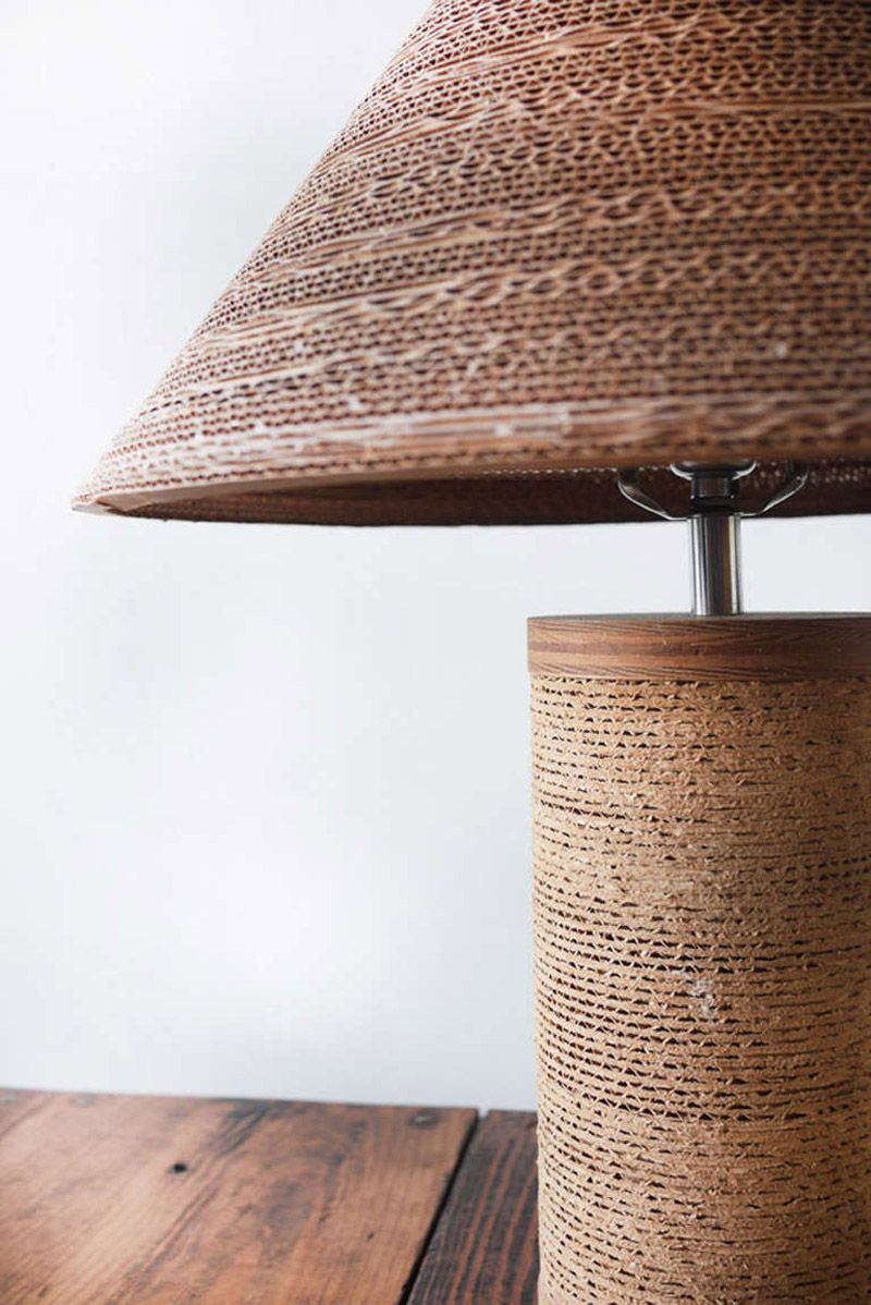 Ideas for creativity of corrugated paper