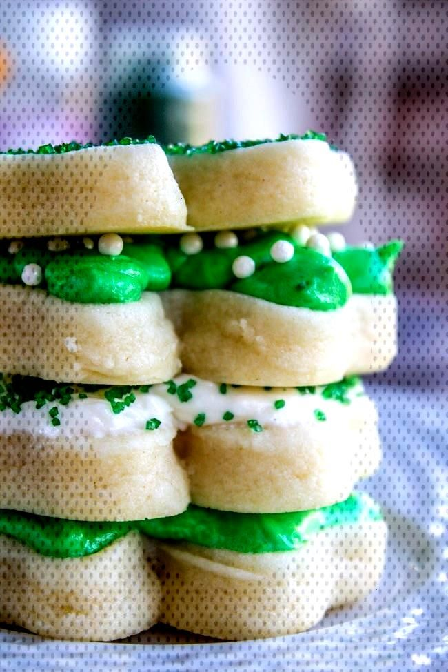 The SOFTEST Sugar Cookies of Your Life (That Hold Their Shape) from The Food Cha...,  Cookie Recip