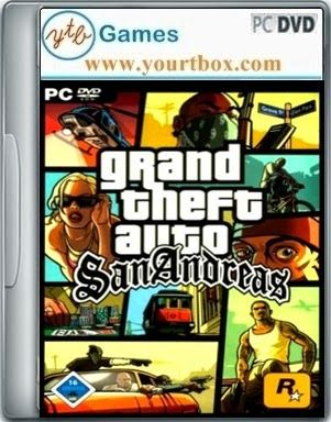 GTA San Andreas PC Game - FREE DOWNLOAD - Free Full Version
