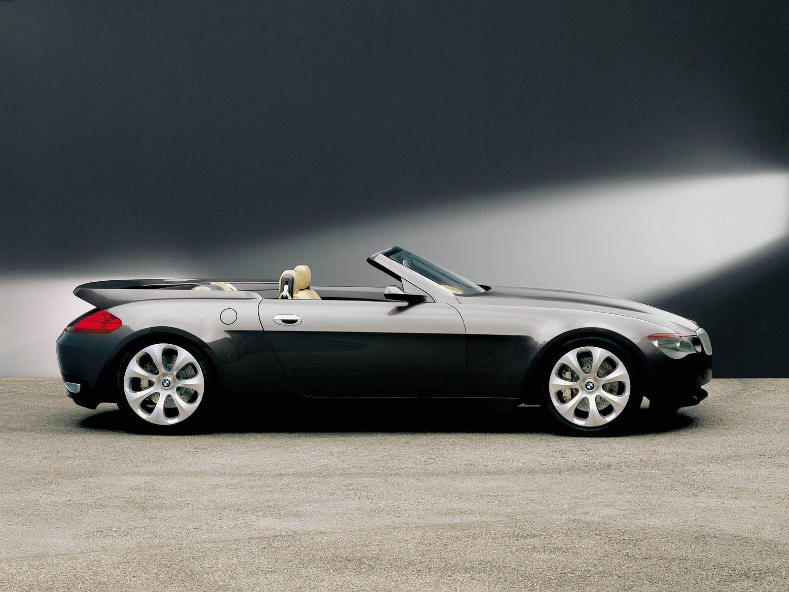Bmw Bmw 6er Cabrio E64 Und Coupe E63 Bmw Bmw Design Bmw