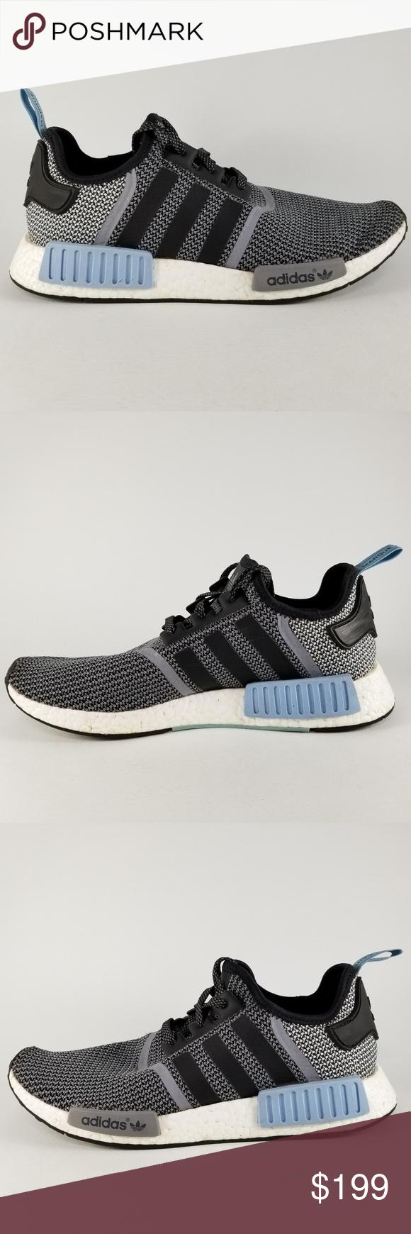 Men's Shoes 12 Nmd R1 Size Running Adidas Boost vNOywnm08