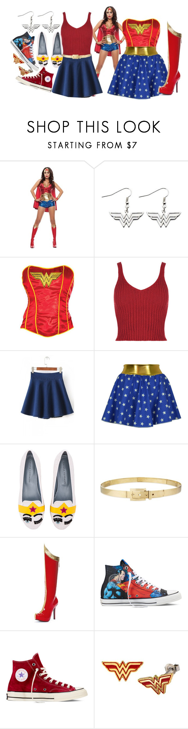 """""""Let me be your hero / Wonder Women Disney Bound And"""