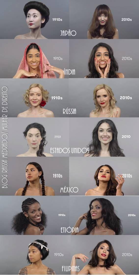 Raissa Medrado: 100 anos de beleza - 100 Years of Beauty