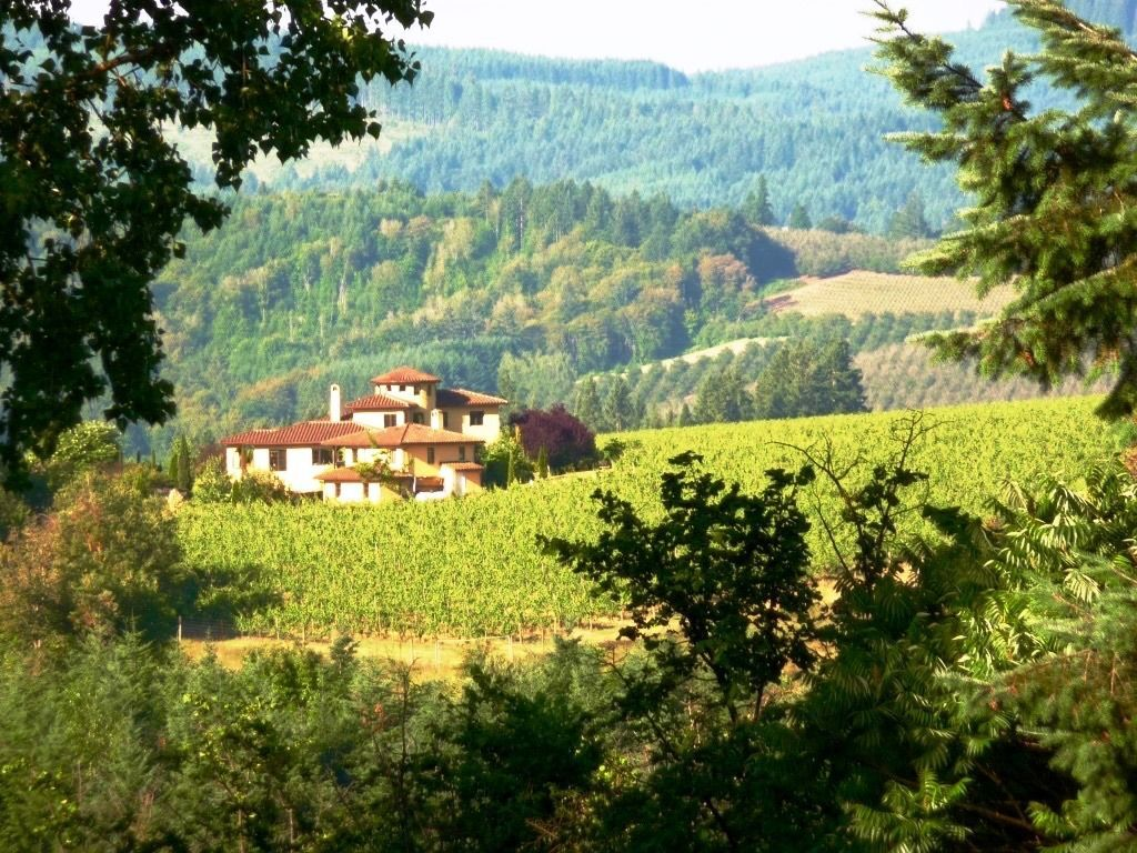 Chateau Country House Vacation Rental In Forest Grove From Vrbo