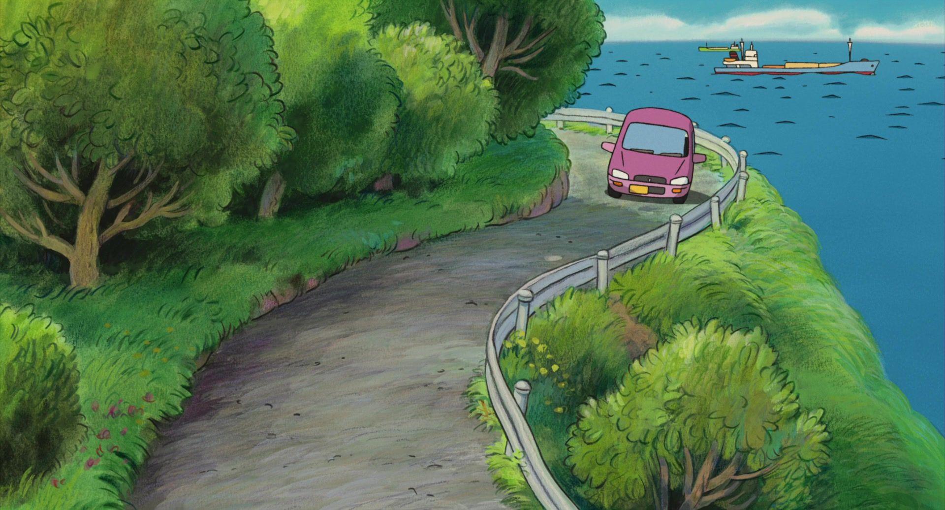 Screencap and Image For Ponyo Studio ghibli