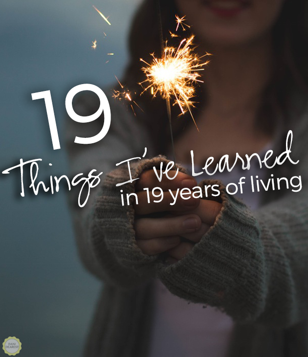 19 Things I've Learned: A letter to my younger self | InfluenceHer