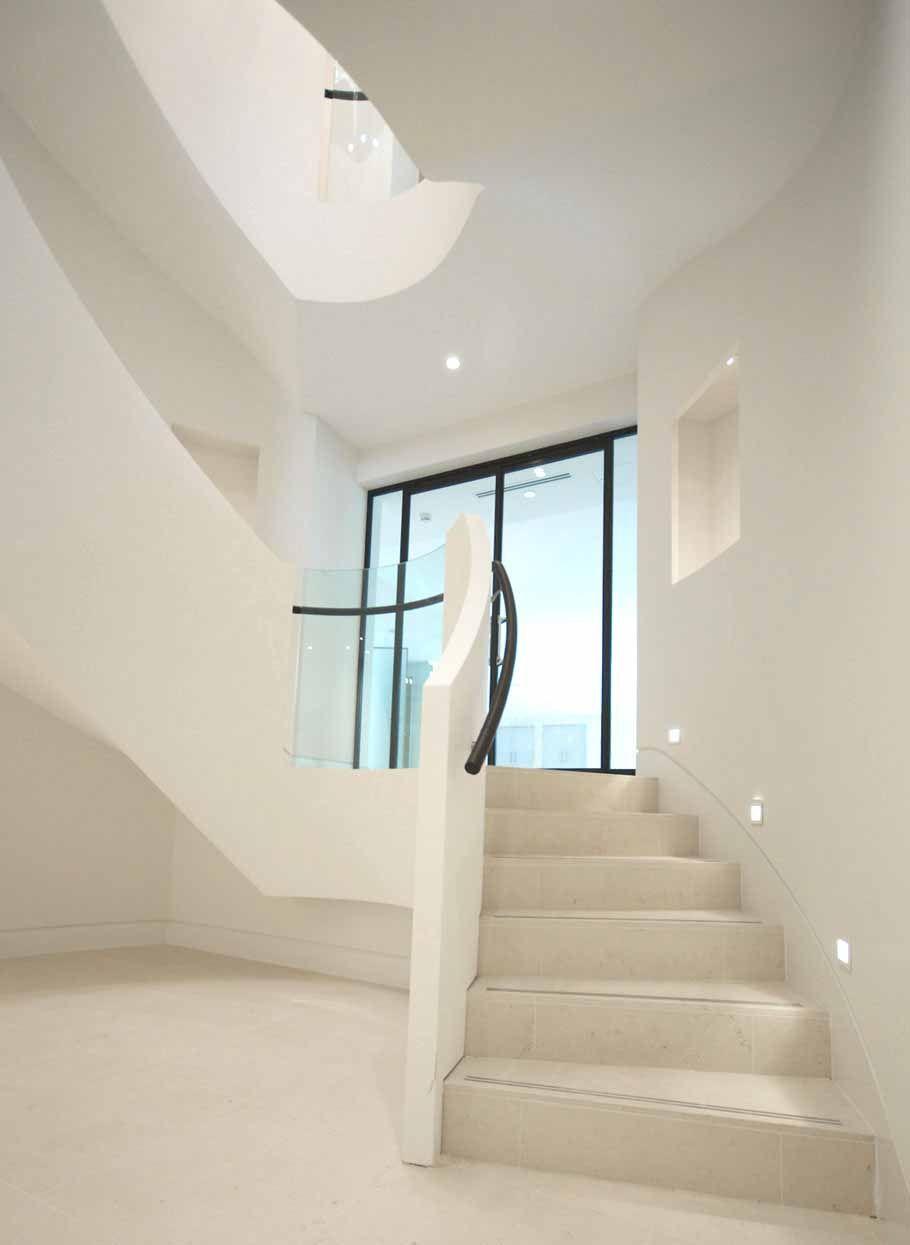 modern staircase design | homes in AvA land | Pinterest | Modern ...