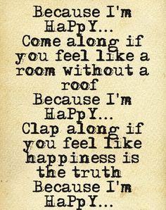 Songs like happy