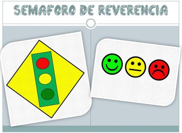 Actividades Primaria SUD: Semáforo de reverencia | IDEAS PARA LA ...