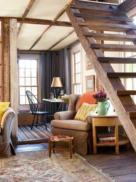 A Farmhouse Renewed With Grit And Polish