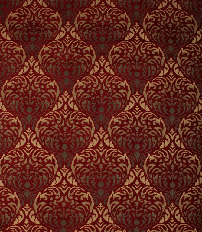 Beautiful fabric with unusual velvet detail. Suitable for use as a ...