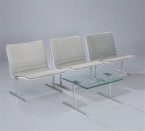 Chair Design Program Arm And Ottoman 601 Living Room Suite Set Of 4 By Dieter Rams