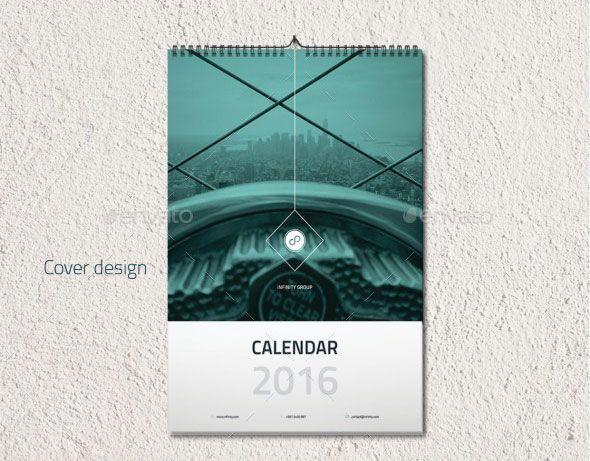 21 Best Calendar Templates For 2016 Template