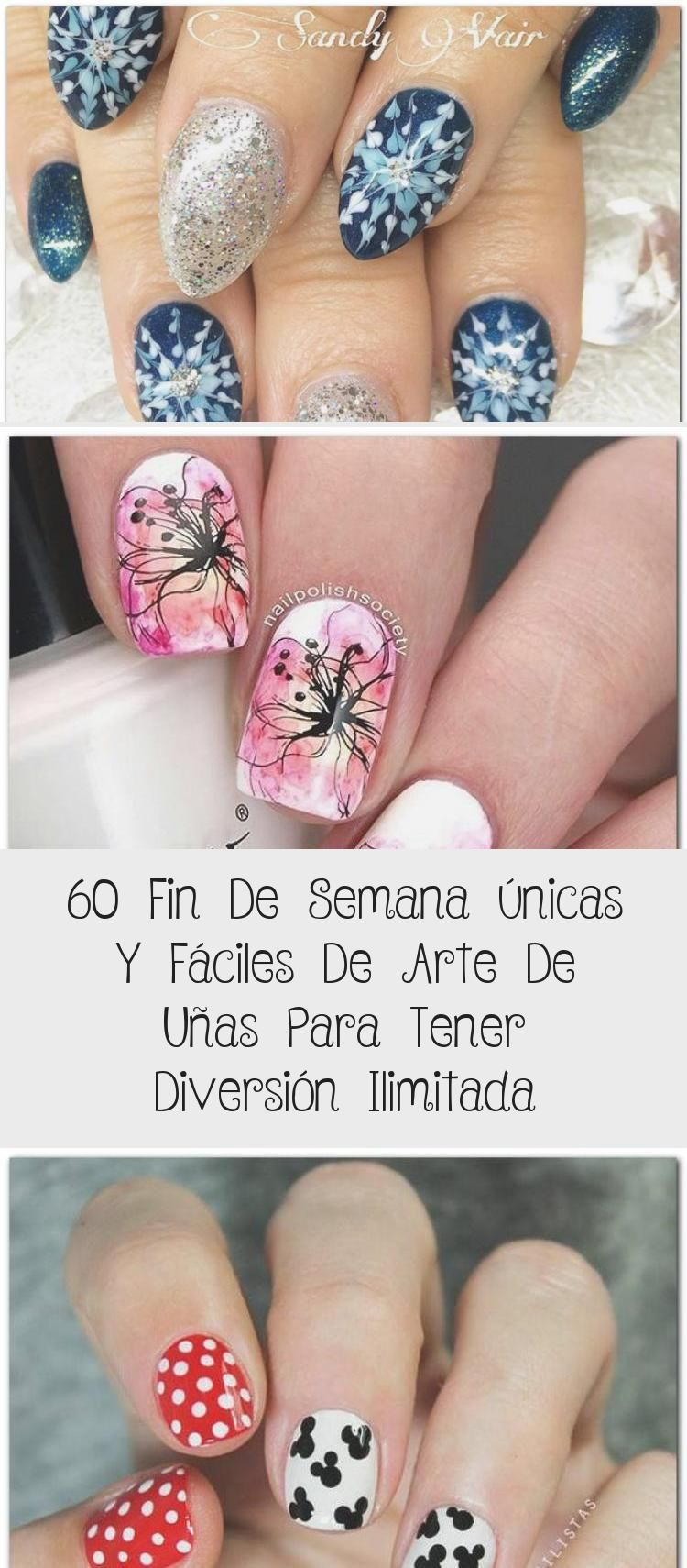 Photo of 60 Unique And Easy Weekend Nail Art For Unlimited Fun – Nail Art
