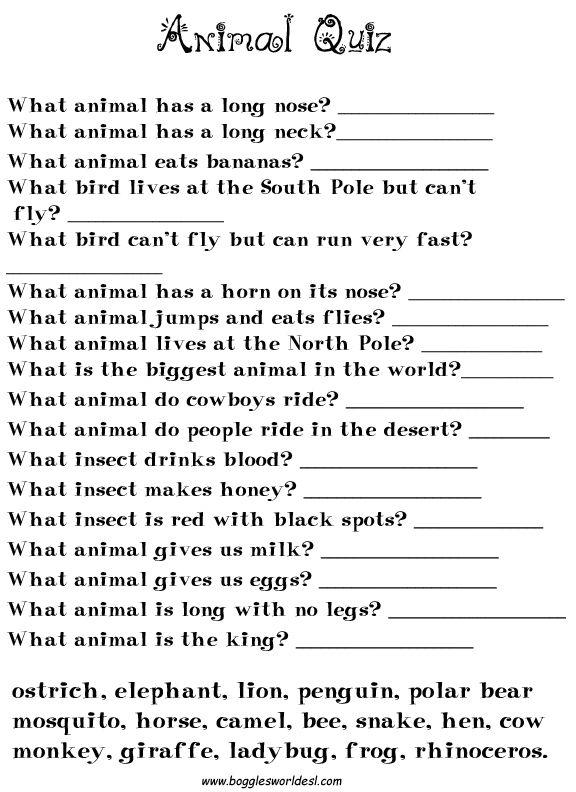 Worksheets Animal Science Worksheets collection of animal science worksheets sharebrowse sharebrowse