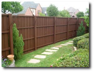 Wood Fence Paint Colors | We have several styles to choose from and options  such as