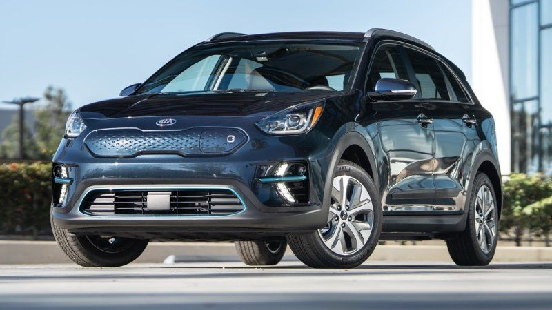 2019 Kia Niro EV starts over 30,000 with federal tax